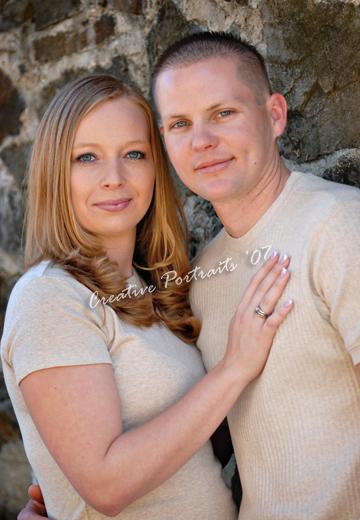 engagement portraits wedding photographer shasta county redding, ca chico, ca