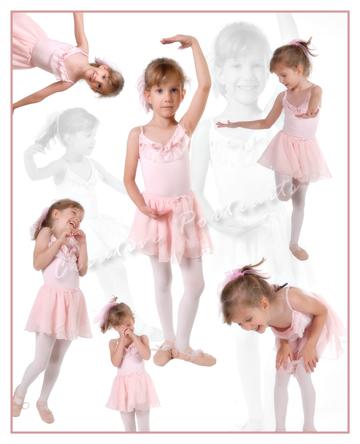 BallerinaCollage