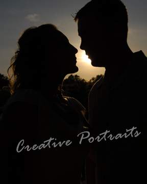 Sunset Engagement Picture Redding,CA