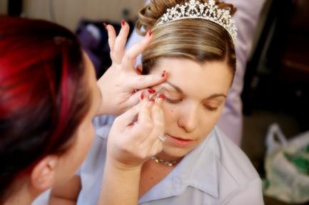 Bride GettingReady