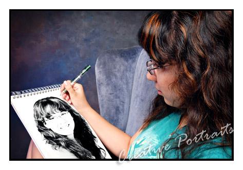 Senior PortraitArtist