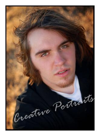 Senior Portraits inREdding