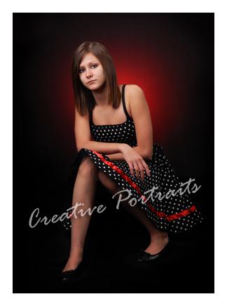 Indoor SeniorPortraits