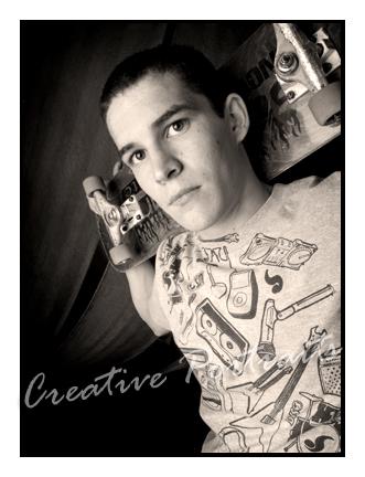 Senior PortraitsSkateboard