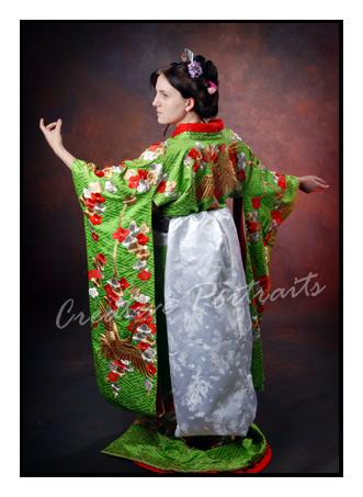 geisha seniorportraits