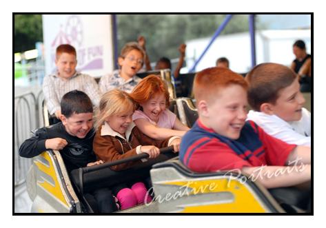 Kids at Fair