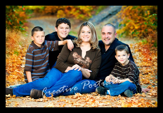 Families |Outdoor Family Photography