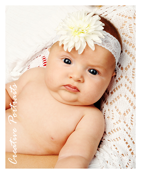 photo of 3 month old