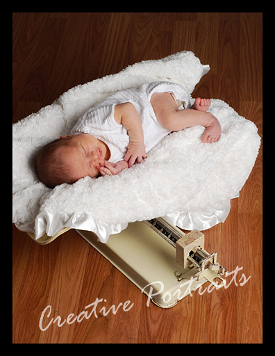 Newborn Photographer in REdding