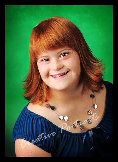 special needs teenager