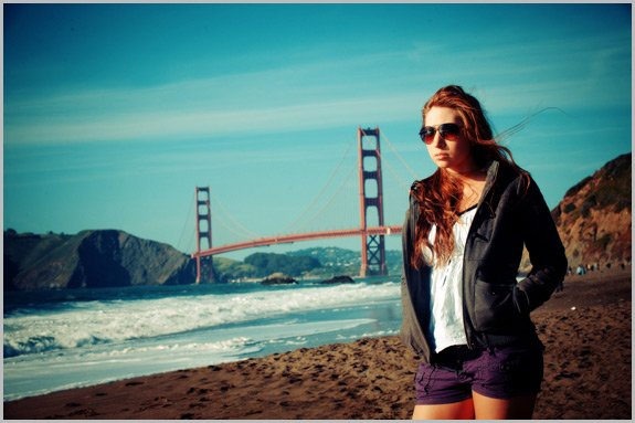 Baker Beach Photography