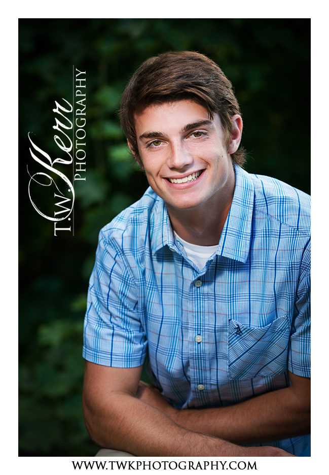 Senior Portrait Clackamas High