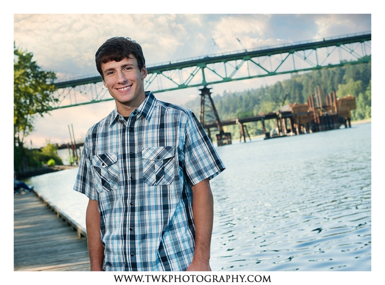 Senior Portrait Photographer Portland