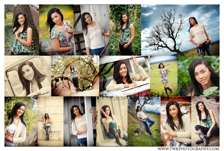 Senior Portrait Photography in Happy Valley oregon